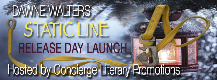 Dawne Walter's Static Line CR HTML Banner