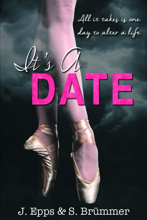 It's A Date Front Cover FINAL!!!
