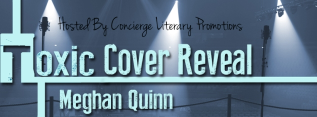 Toxic Cover Reveal Banner