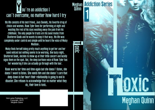 ToxicBookJacket