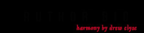 Harmony RDL Dividers Author Bio