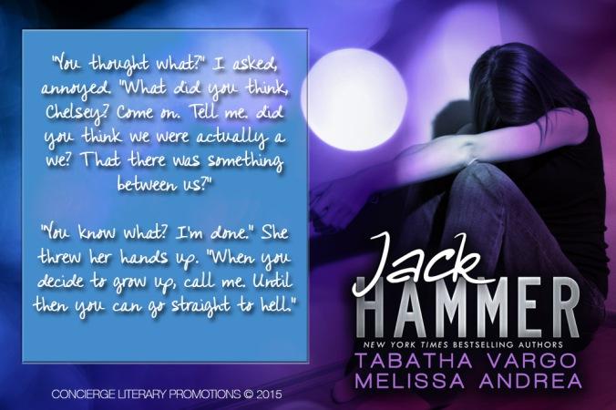 Jack Hammer Teaser #3