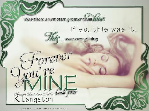 Forever You're mine Teaser #2