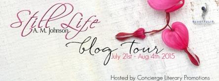 Still Life Blog Tour Banner