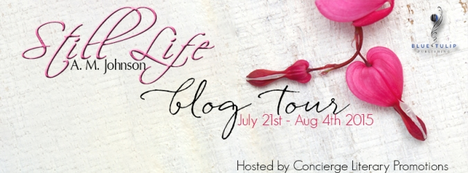 Still Life Blog Tour Banner