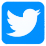 Twitter Logo Isolated