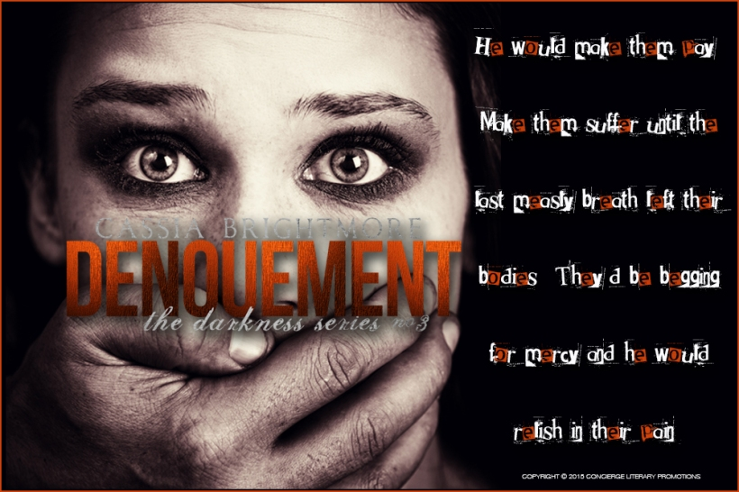 Denouement - make them pay