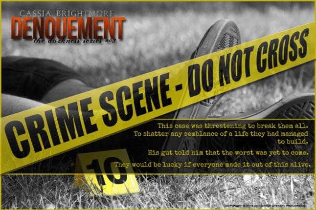 Denouement - the case