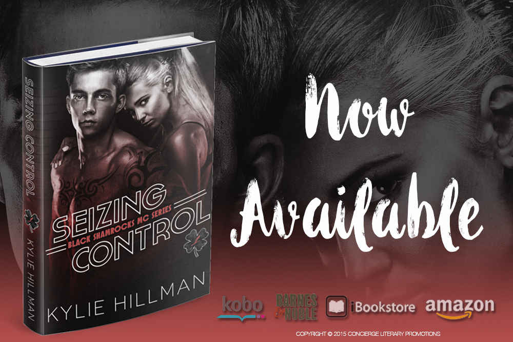 Seizing Control - NOW LIVE