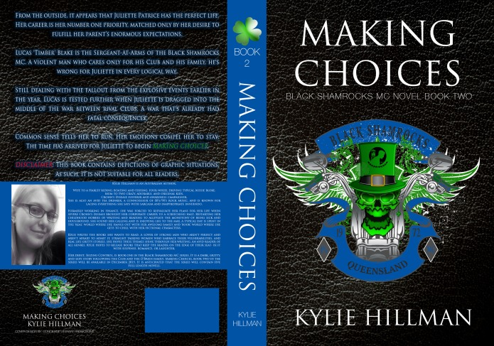 Making Choices - Full Wrap