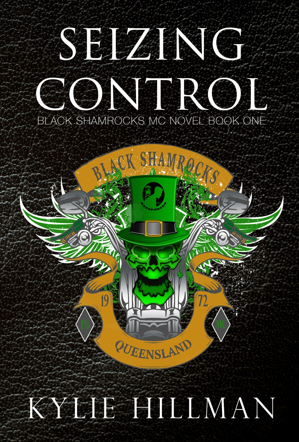 Seizing Control - Final EBook Cover