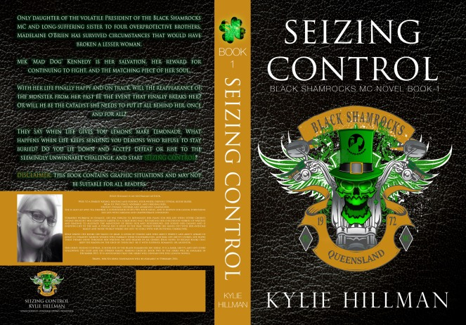Seizing Control - Full Wrap